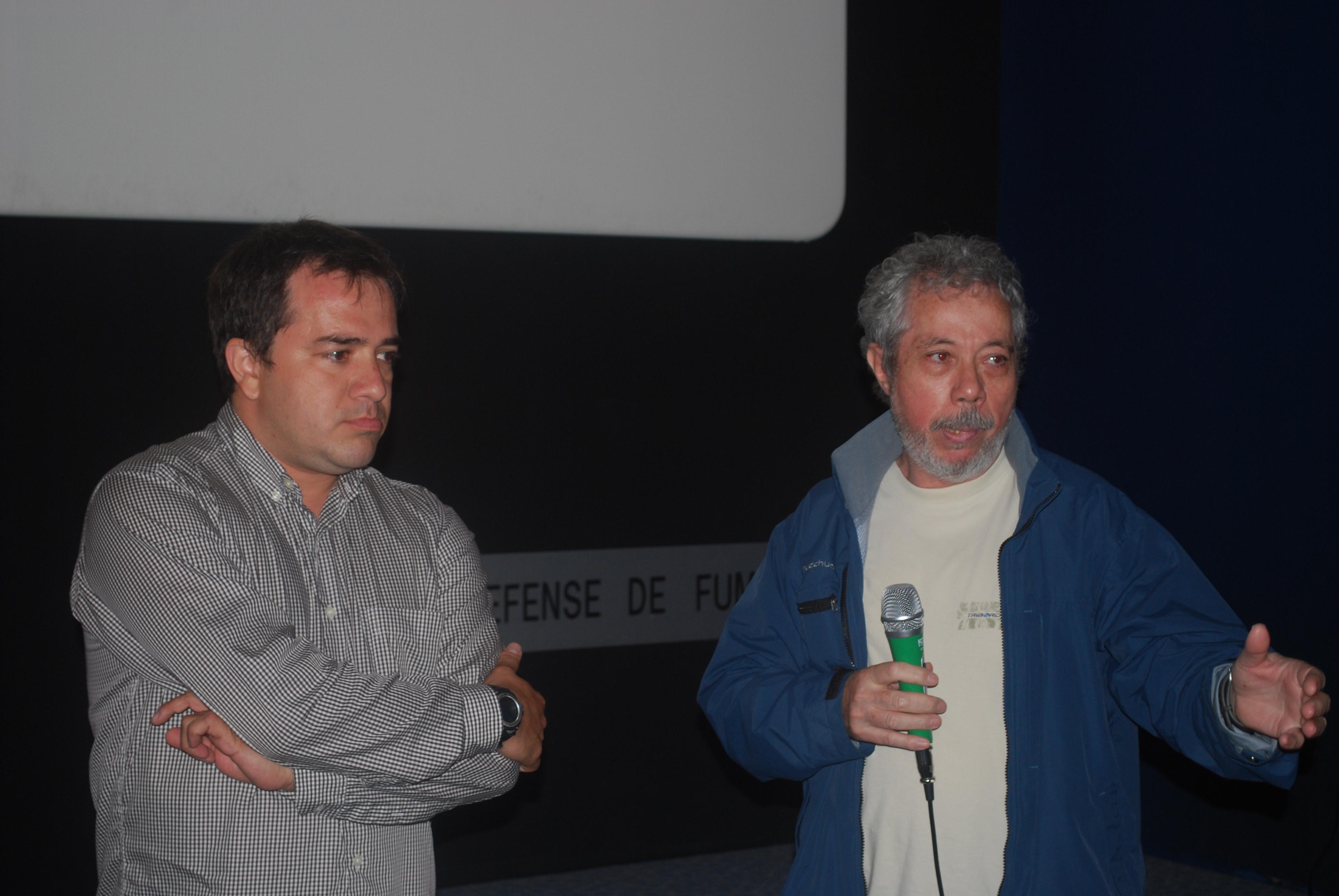 Juan Lozano et Fernand Meunier